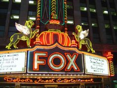 Fox Theater-Home of the Motown Sound