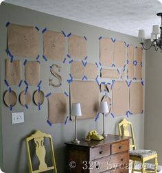 320 Sycamore Frame Layout 10 Tips for Creating a Collected Gallery Wall