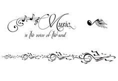 Music Of Soul Skyn Demure Tattoos