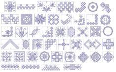 ©Sadia's Designs-Lefkara Lace Crystals