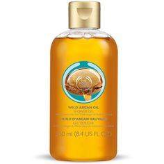 Lather up with The Wild Argan Oil Showel Gel, a richly foaming, non-drying cleansing for your shower, enriched with Community Fair Trade Wild Argan Oil from Morocco.