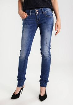 1e2927bc84 MOLLY - Slim fit jeans - ceciane wash. Materiaal buitenlaag 97%