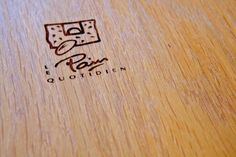 Le Pain Quotidien - Eventlocation in Zürich Bamboo Cutting Board, Switzerland
