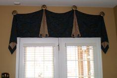 Custom Window Treatments & Bedrooms - Cheryl Hucks Interior Designs