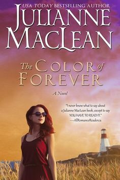 """RomanceReader: Review: """"The Color of Forever"""" by Julianne MacLean..."""