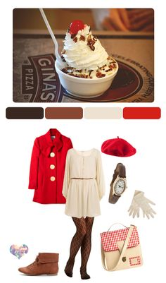 Y. A. Q. - Blog de moda, inspiración y tendencias: [Inspiración Color] Un poco de helado