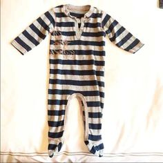 Burts Bees Organic Cotton Pjs So soft organic 100% cotton. Fits 6-9mo. Perfect condition. Would sell for less on ♏️erc or 🅿️🅿️ Other