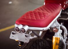 deBolex Mk5 5. Nice tail! For the subframe seat and tail lights