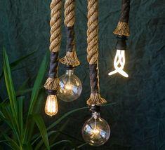 Touw is meer dan een handig hulpmiddel om dingen aan elkaar te binden of iets mee op te hangen. Met touw kun je alle kanten op, ook in je interieur.