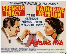 ADAM'S RIB (1949) from Journeys in Classic Film @Journeys_Film #TheGreatKH