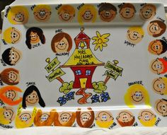 Personalized Teacher  gift classroom teacher by HermansCreations, $50.00