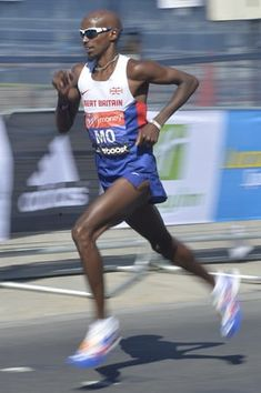 Russia's ethical World Cup adventure, Nigeria's bobsleigh stars at the Winter Olympics, and a welcome helping of London 2012 nostalgia Mo Farah, Bobsleigh, Daily Burn, Fitness Men, Team Gb, Male Poses, Winter Olympics, Track And Field, Olympians