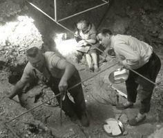 Médecin de campagne, Jacques Allain fut aussi un archéologue réputé. Le centenaire de sa naissance sera l'occasion, demain, à Argentomagus, d'honorer sa mémoire. © NR36