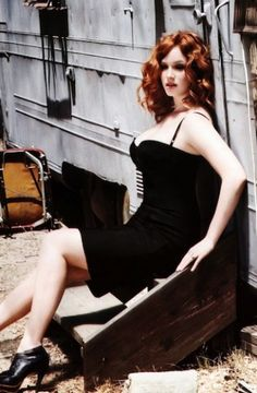 The Definitive Guide To Christina Hendricks