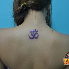 Om symbol.