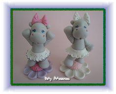 Bety Artesanías - Modelado en porcelana fría