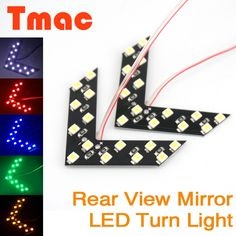 3.99$ (More info here: http://www.daitingtoday.com/newest-10pcs-14-smd-led-arrow-panel-for-car-rear-view-mirror-indicator-turn-signal-light-parking-light-car-styling-free-shipping ) Newest 10Pcs 14 SMD LED Arrow Panel For Car Rear View Mirror Indicator Turn Signal Light parking light car styling free shipping for just 3.99$