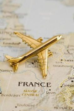 France... Here I come!
