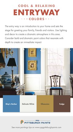 Por Entryway Colors Painting Tips