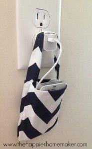 tutorial phone charging bag