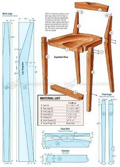 2426 Kitchen Chair Plans Furniture Plans is part of Kitchen chairs - Woodworking Workbench, Woodworking Workshop, Woodworking Furniture, Furniture Plans, Diy Furniture, Woodworking Projects, Woodworking Patterns, Woodworking Lathe, Workbench Plans