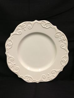 Baroque Dinner Plate