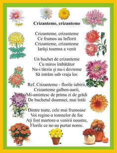 Worksheets For Kids, Kindergarten Worksheets, Autumn Activities, Preschool Activities, Romanian Language, After School, Embroidery Patterns, Crafts For Kids, Teaching