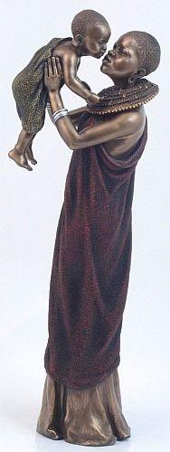 Mathee (Maasai Tribe) African Figurines SJ23266