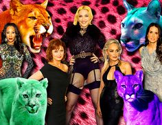 The 25 Foxiest Celebrity Cougars