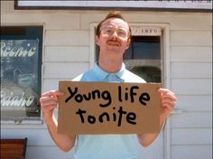 Young Life tonight!
