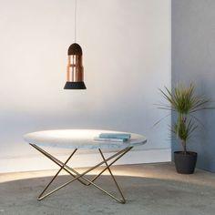 Thruster Lamp 1 - Black/Copper - alt_image_three