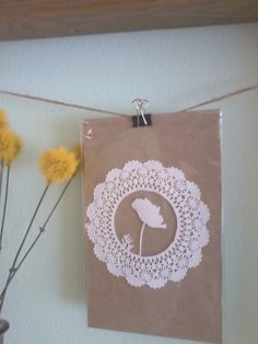 1000 Images About DIY Doilies On Pinterest Paper