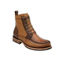 Cuadra Men's Python Urban Dress Boot Nuez