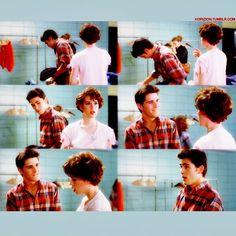 #SixteenCandles - Jake & Sam