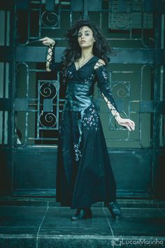 Bellatrix Lestrange cosplay by F. Lovett