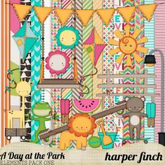 Harper Finch: Let's Party!