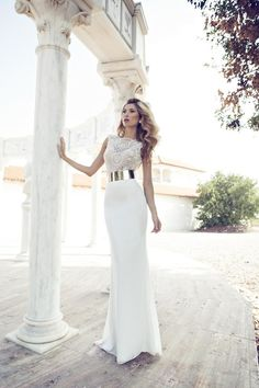 Well Dressed | Julie Vino Bridal 2014 S/S Collection » The Bridal Detective
