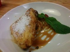 Fried ice cream - B: Green Peppercorn, Fried Ice Cream, Fries, French Toast, Breakfast, Food, Morning Coffee, Essen, Meals