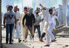 Deaths fanning the flames in Indian Kashmir at Eid