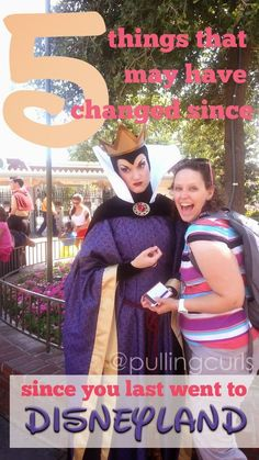 Pulling Curls: Recent Disney Changes ~ a few things I saw on my last trip to Disneyland to help families save a buck or two, and possibily save their sanity. :)