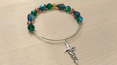 Miraculous Entities Collection: Witching Hour Bracelet Close up