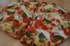 Pizza Turks brood