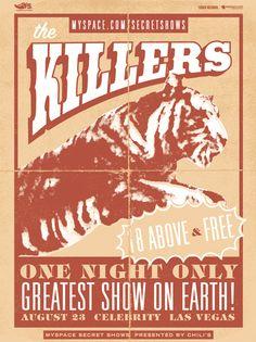 "A. Micah Smith ""The Killers 2011 Las Vegas"" Promo"