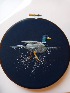 Learn Embroidery, Hand Embroidery Stitches, Embroidery Hoop Art, Embroidery Techniques, Cross Stitch Embroidery, Machine Embroidery, Embroidery Designs, Needlework, Crochet