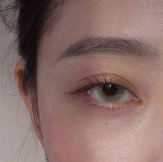 Cute makeup looks image by ? on 『 beauty 』 Korean Eye Makeup, Korea Makeup, Cute Makeup Looks, Pretty Makeup, Kiss Makeup, Hair Makeup, Beauty Makeup, Makeup Inspo, Makeup Inspiration