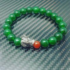 Jade Bracelet, Bracelets, Shop Now, Bling, Beads, Instagram, Handmade, Accessories, Shopping