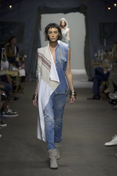 Spring 2015 Ready-to-Wear - Greg Lauren