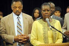 Trayvon Martin's Parents Condemn Chicago Violence