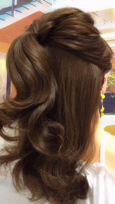 10 Easy Hairstyles Step By Step Diy Easy Homecoming braided tutorial for long hair video girl Easy Hairstyles For Long Hair, Cute Hairstyles, Braided Hairstyles, Wedding Hairstyles, Formal Hairstyles, Easy Hairstyles Tutorials, Hairstyles For Medium Length Hair Tutorial, Easy Homecoming Hairstyles, Easy Hairstyle Video