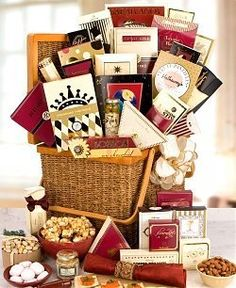 this site has tons of great ideas for making your own gift baskets - all different occasions, what to put in them, how to decorate them, etc.